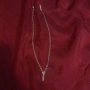 Authentic real sterling silver necklace